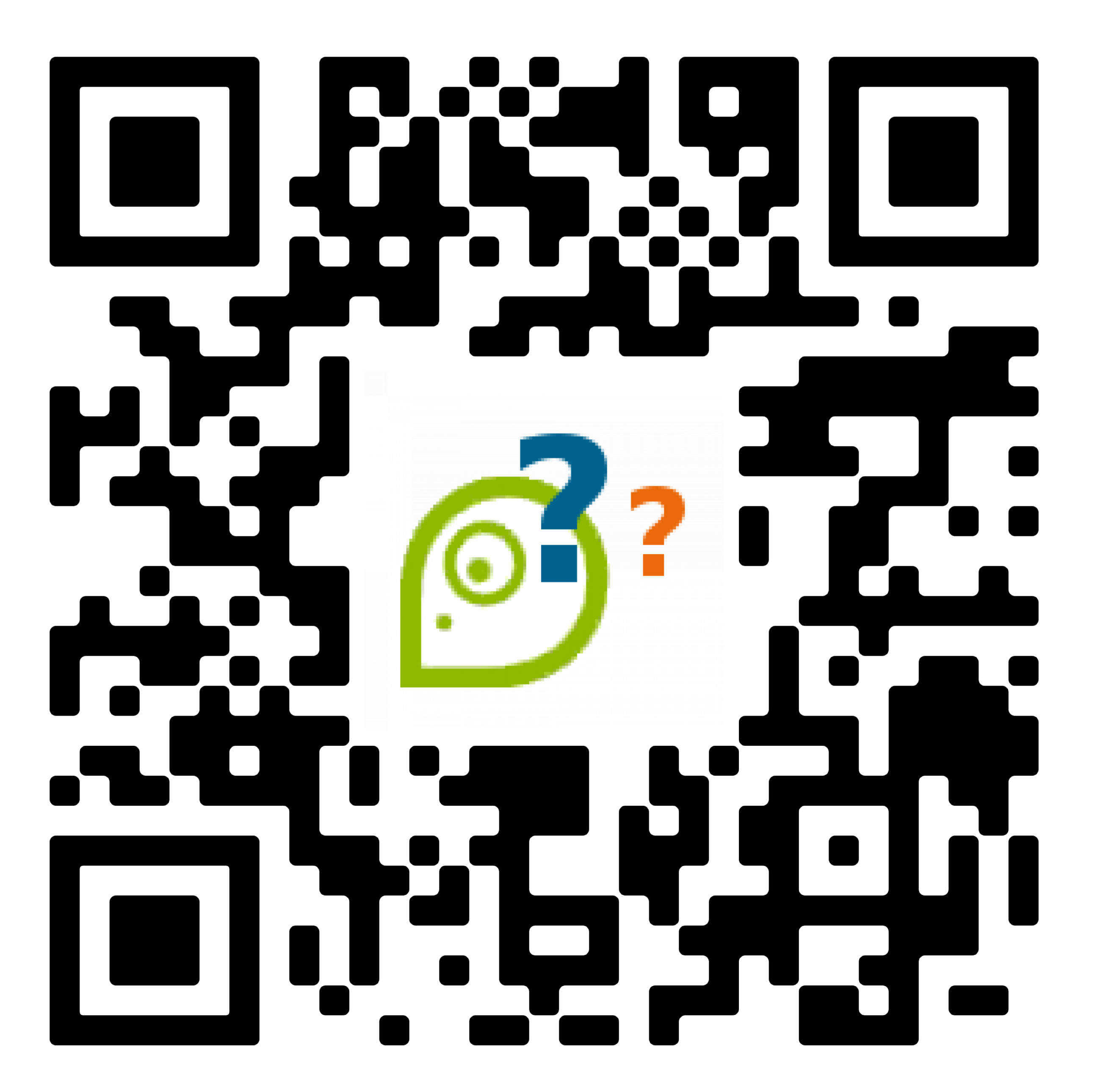 qr schulhomepage